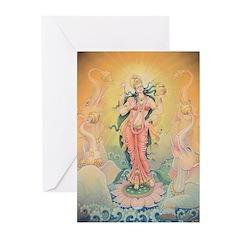Lakshmi Card (Pk of 10)