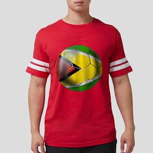 Guyana Football Mens Football Shirt