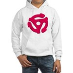 DJ Super Hero Hooded Sweatshirt