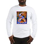 Art Shirt - 'Fish Ladder' Long Sleeve T-Shirt
