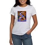 Art Shirt - 'Fish Ladder' Women's T-Shirt