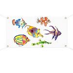 Six Cute Fish
