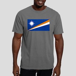 Marshall Islands Flag Mens Comfort Colors Shirt