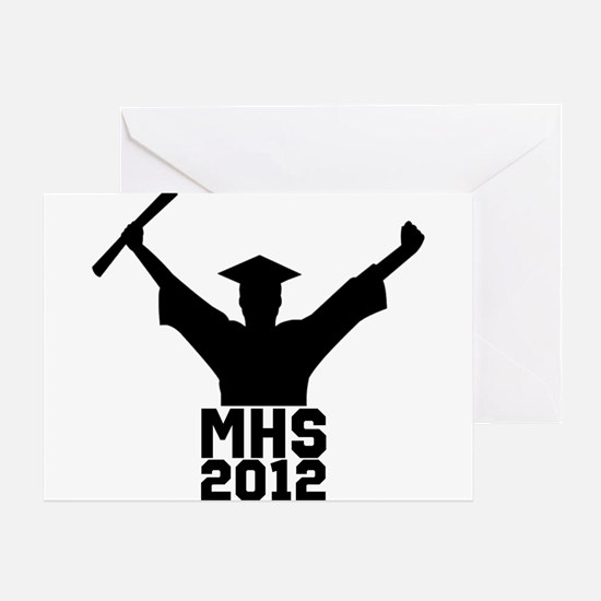 2012 Graduation Greeting Card