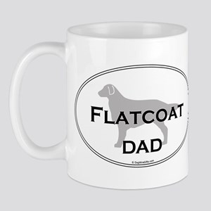 Flat-Coated Retriever DAD Mug