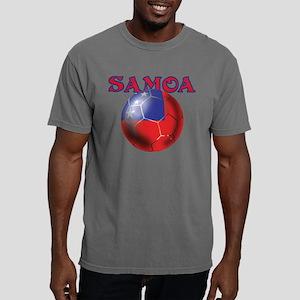 Samoa Football Mens Comfort Colors Shirt
