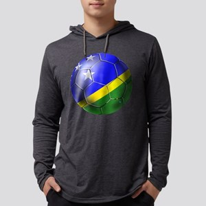 Solomon Islands Football Mens Hooded Shirt