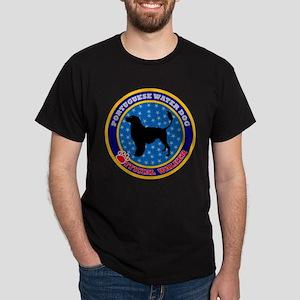 Portuguese Water Dog Black T-Shirt