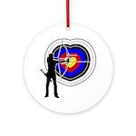 Archery4 Ornament (Round)