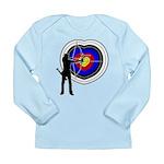 Archery4 Long Sleeve Infant T-Shirt