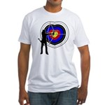 Archery4 Fitted T-Shirt