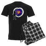 Archery4 Men's Dark Pajamas