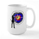 Archery4 Large Mug
