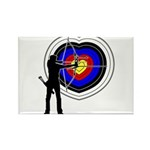 Archery4 Rectangle Magnet (100 pack)