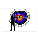 Archery4 Postcards (Package of 8)