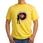 Archery4 Yellow T-Shirt