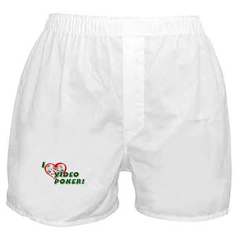 Video Poker Boxer Shorts