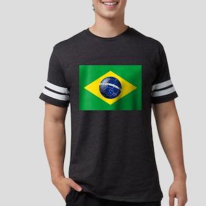 Brasileira de Futebol Mens Football Shirt