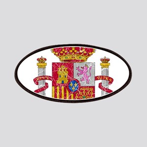 Spain Coat Of Arms Patches