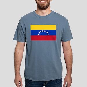 Flag of Venezuela Mens Comfort Colors Shirt