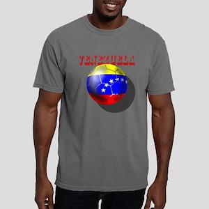 Venezuela Futbol Mens Comfort Colors Shirt