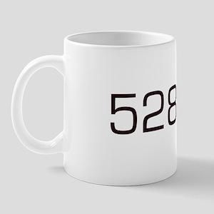 5,280 feet Mug