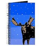 Winter Moose Journal