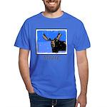 Winter Moose Dark T-Shirt
