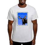 Winter Moose Light T-Shirt