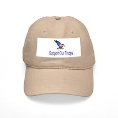 Troops Baseball Cap