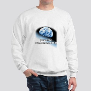 become Carbon Neutral Sweatshirt