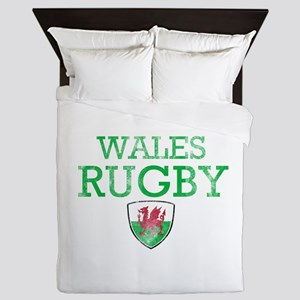 Wales Rugby designs Queen Duvet