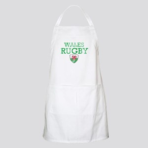 Wales Rugby designs Apron