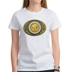 Indian gold oval 1 Women's T-Shirt