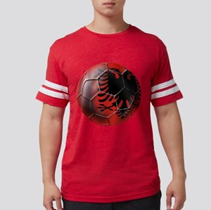 Albanian Football Mens Football Shirt
