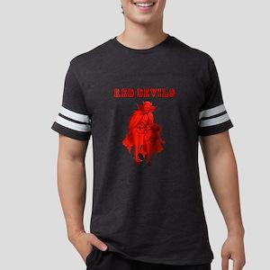 Red Devils Mens Football Shirt