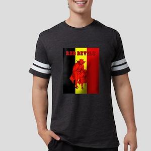 Belgium Red Devils Mens Football Shirt