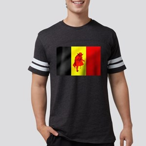 Belgian Red Devils Mens Football Shirt