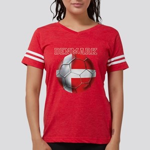 Denmark Soccer Womens Football Shirt