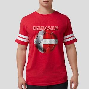 Denmark Soccer Mens Football Shirt