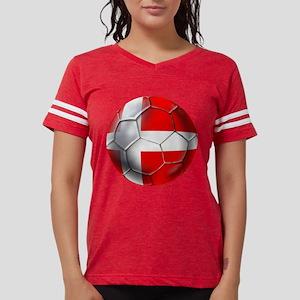 Danish Football Womens Football Shirt