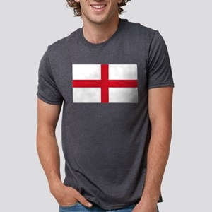 Flag of England Mens Tri-blend T-Shirt