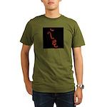 Character #11 Organic Men's T-Shirt (dark)