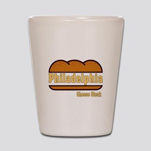 Philadelphia Cheesesteak Shot Glass