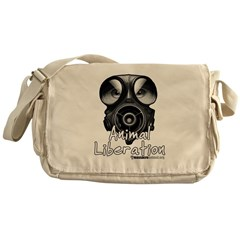 Animal Liberation 7 Messenger Bag