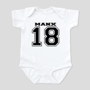 Manx SPORT Infant Bodysuit