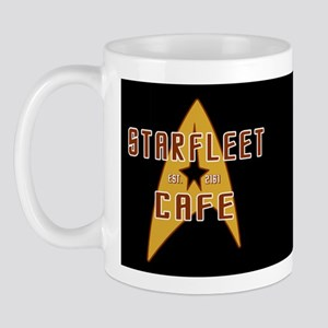 Starfleet Cafe Mug