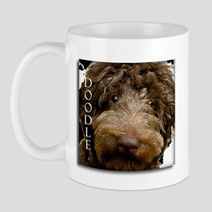 Chocolate Doodle Mug