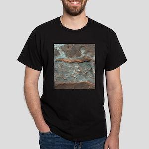 Salt deposits on Mars T-Shirt