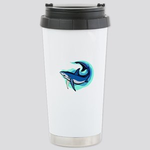 Shark Stainless Steel Travel Mug
